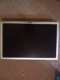 Dell 19in. Color Monitor W/Speakers