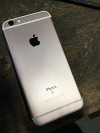 Iphone 6s Rose Gold 128gb - Very Good Condition Used for couple months