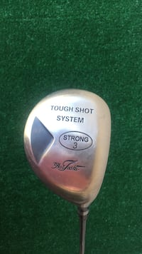 Bob Toski Strong Golf 3 Wood, Regular Flex Houston, 77064