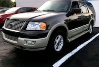 2006 Ford Expedition●GREEN●3RD ROW●DVD●LEATHER● Lincoln Park
