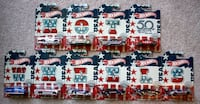 Hot Wheels 50th Stars 'n Stripes Complete 10 Car Set Saskatoon, S7K 6P9