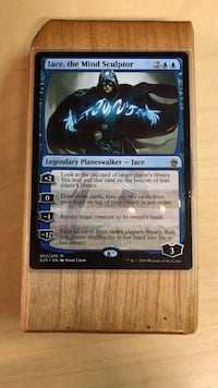 Magic the Gathering Jace the Mind Sculptor