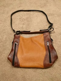 Brand new real leather purse