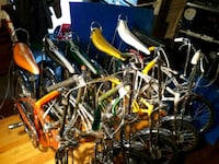assorted color bicycles and bicycles Andover, 06232