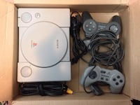 Sony Playstation Original Gaming  Consoles