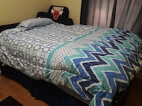 Full Size Quality Bed Set Irmo