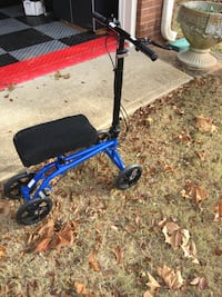 blue and black kick scooter Wetumpka, 36093