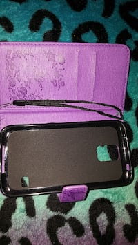 SAMSUNG S5 PHONE AND CREDIT CARD CASE Syracuse, 84075