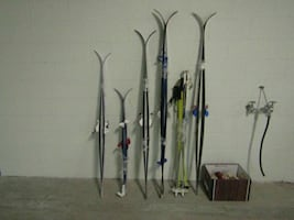 Skis: Cross Country