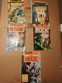 Comic books Washington, 20018