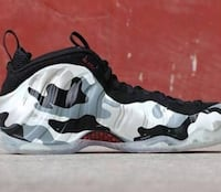 Nike Air Foamposites (Sizes 9 to 12 Available) null