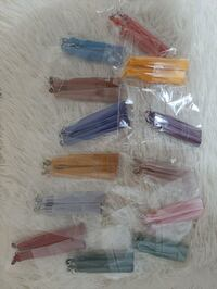 13 colourful tassel earrings (great for summer)