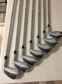 Nike Vapor Pro Combo Irons golf club set Right Handed Airdrie, T4B 3W5
