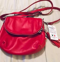 TORO new all leather purse, from Italy Silver Spring, 20904