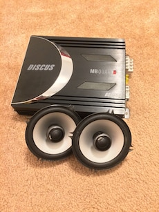 MB Quart 450watt