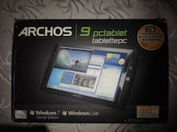 Archos 9 windows tablet Karaağaç Mahallesi, 06260