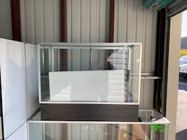 Retail Display Glass Cabinets