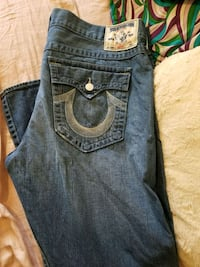 True religion jeans.  Silver Spring, 20903
