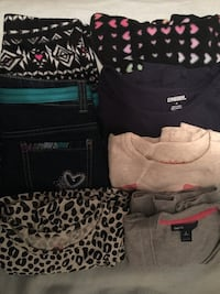 Girl's Clothes Lot