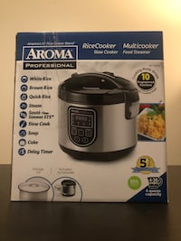 BNIB Aroma rice cooker Richmond Hill, L4S 1E5