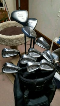 Ladies Golf Clubs and Bag North Vancouver, V7H 1J1