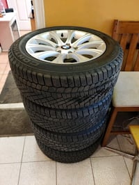 Continental Extreme Winter Contact / 235 / 55 / R17 Vaughan, L4L 8C1