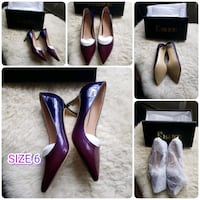 "Size 6 High Heels 3 1/4"" tall Dale City, 22193"