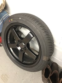 """2018 mustang gt 19"""" spare tire  KNOXVILLE"""