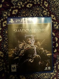 Lord of The Rings Middle Earth Shadow Of War