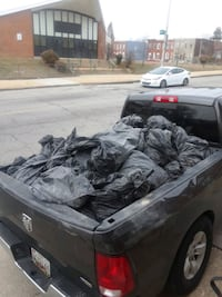 trash removal and light hauling East Baltimore  Baltimore