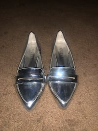 pair of black leather loafers North Richland Hills, 76182