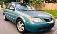 Only $1560 ! ' 2001 Mazda Protege Engine is strong Takoma Park