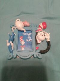The cat in the Hat photo frame Destrehan, 70047