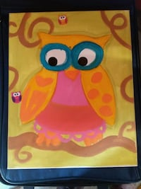 20x16 canvas owl pictures  Wetumpka, 36092