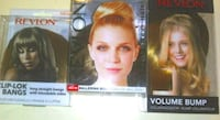 BRAND NEW; Revlon hairpieces: buns,volume bumpers,and bangs Hastings, 32145