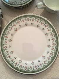 China-5 - 5 piece place setting -25 pieces