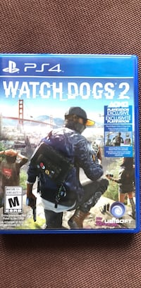 Watch Dogs 2 PS4 Vancouver, V6G