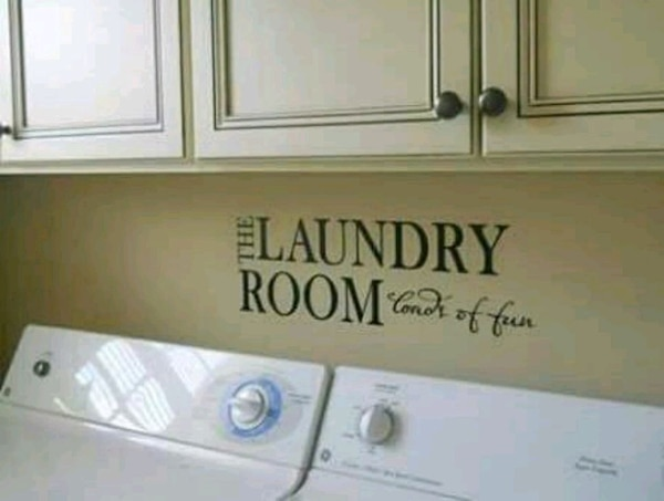 Laundry Room wall decal  5c0302df-c45e-4cd6-b2ea-7636e70e3948