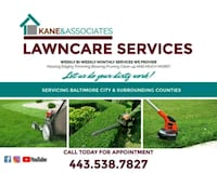 Lawn mowing Linthicum Heights