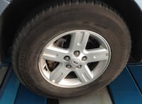3 Firestone tires in great condition for Ford Escape Brooklyn, 21225