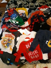 huge boys 2T winter lot Uxbridge, L9P 1X3