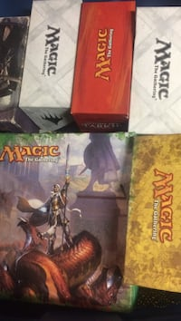 NEED GONE Huge magic the gathering collection Cambridge, N1R 5C9