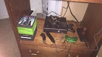 Xbox 360 with Gámez and four controllers Heber City, 84032