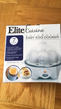 Easy egg cooker (new) 40 km