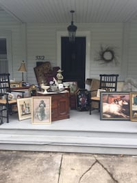 Huge Porch Sale Sat. Sun. -10/20-1021 rain or shine5712 Ruatan street Berwyn Heights Md. MISTAKE ON DATES IN PHOTOS. YELLOW SIGN IS WRONG  ITS SAT. SUN. 5712 RUATAN st. Berwyn Heights Md Berwyn Heights, 20740