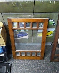 brown wooden framed glass window Denver, 80211