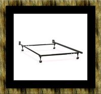 Metal frame rails full twin Queen $40 King $70 Laurel