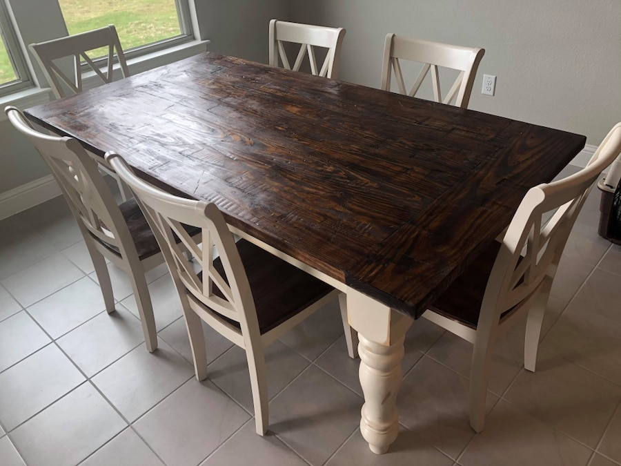 Photo We build rustic and farm style furniture!!!!