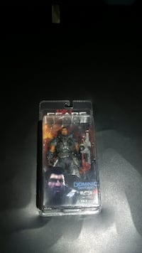 Gears of War Series 2 Dominic Santiago Neca Action Figure New and sealed – 40 OBO ETOBICOKE