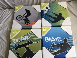 Brand new kids canvas pictures